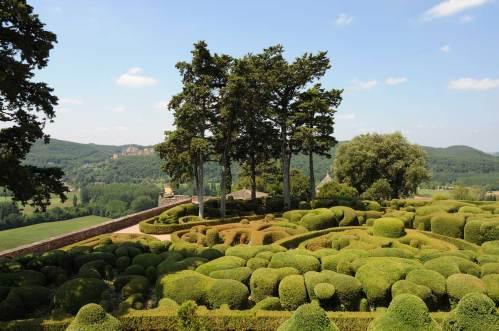 The Jardin de Marqueyssac