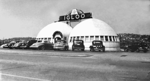 The Igloo in '42