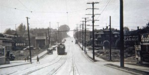 Galer Street looking west from near Queen Anne Avenue, 6/22/1927.