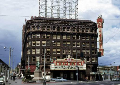 Lawton Gowey's 11th Hour of the Orpheum in 1967.