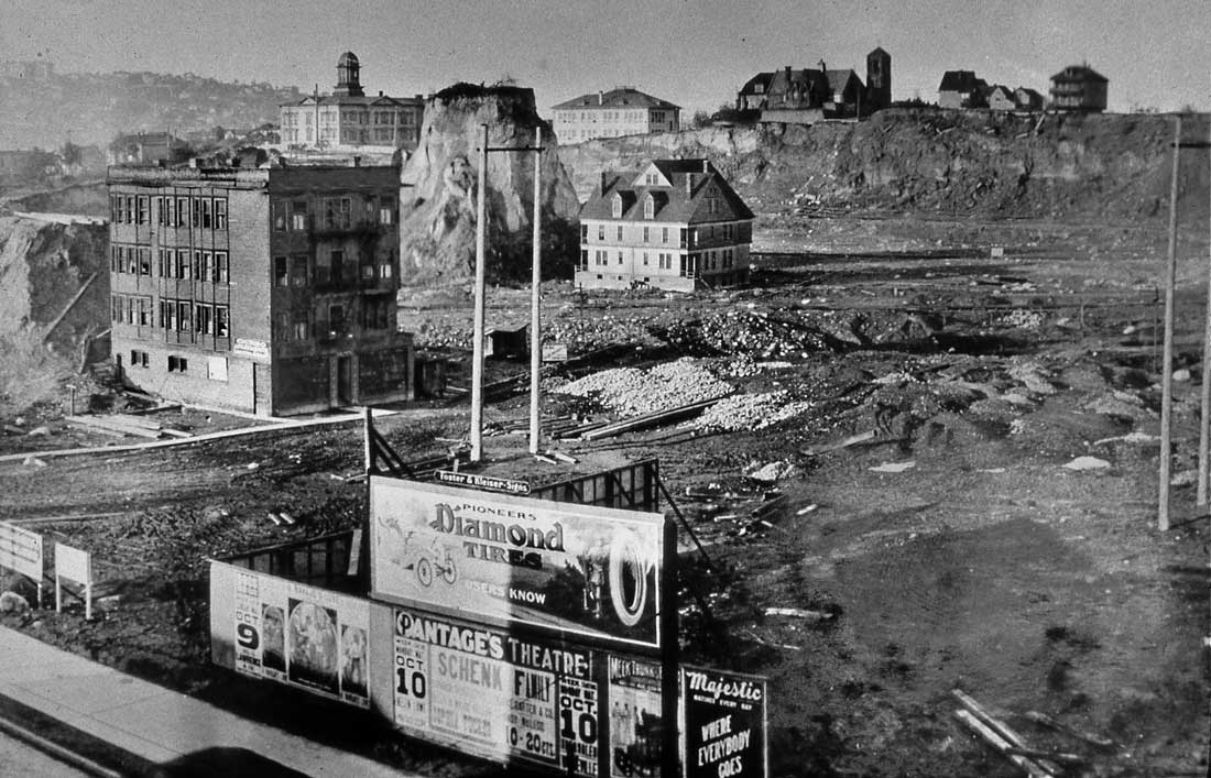 1920s seattle seattle now then the float and the tenement dorpatsherrardlomont