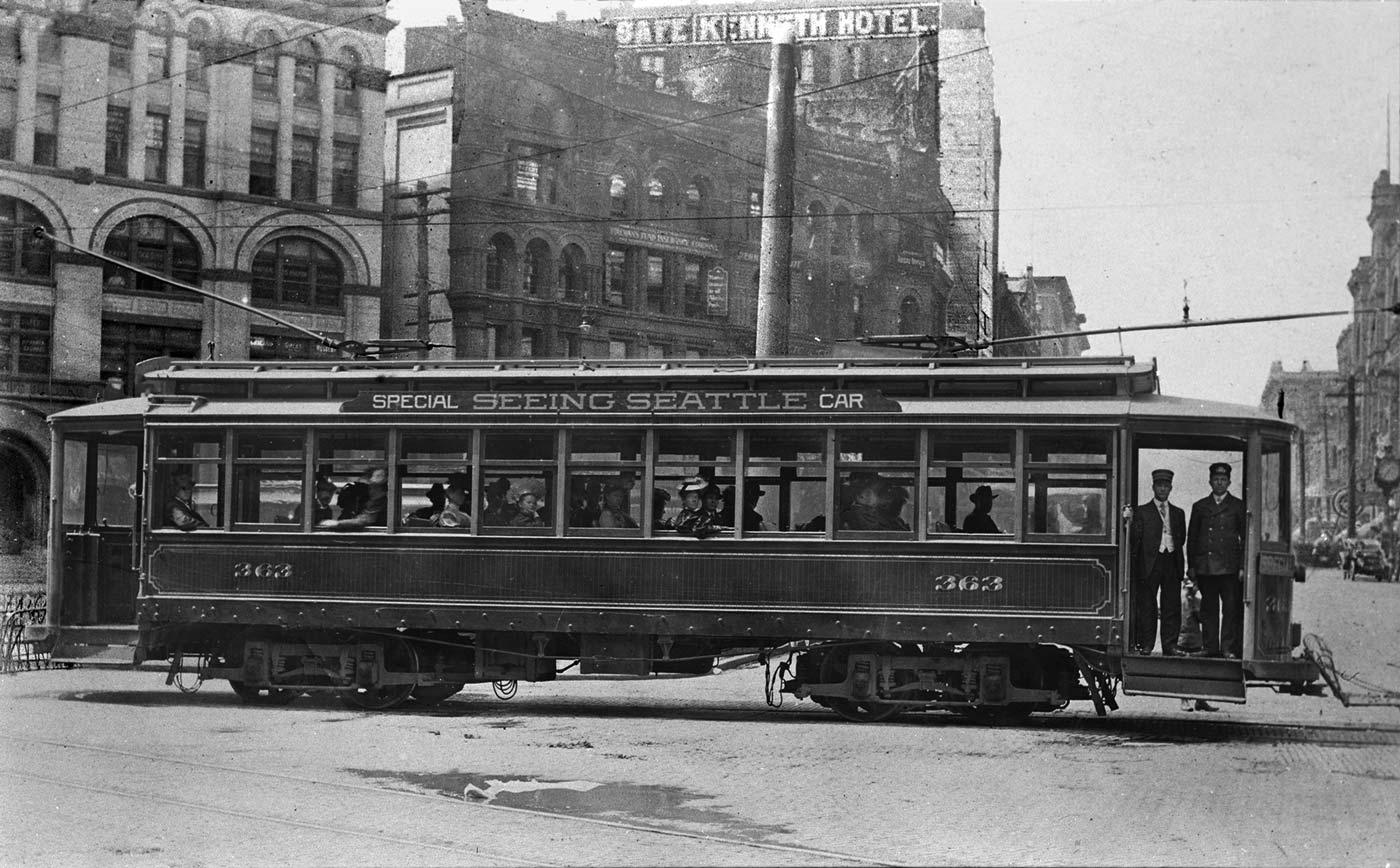 Trolley Car: DorpatSherrardLomont