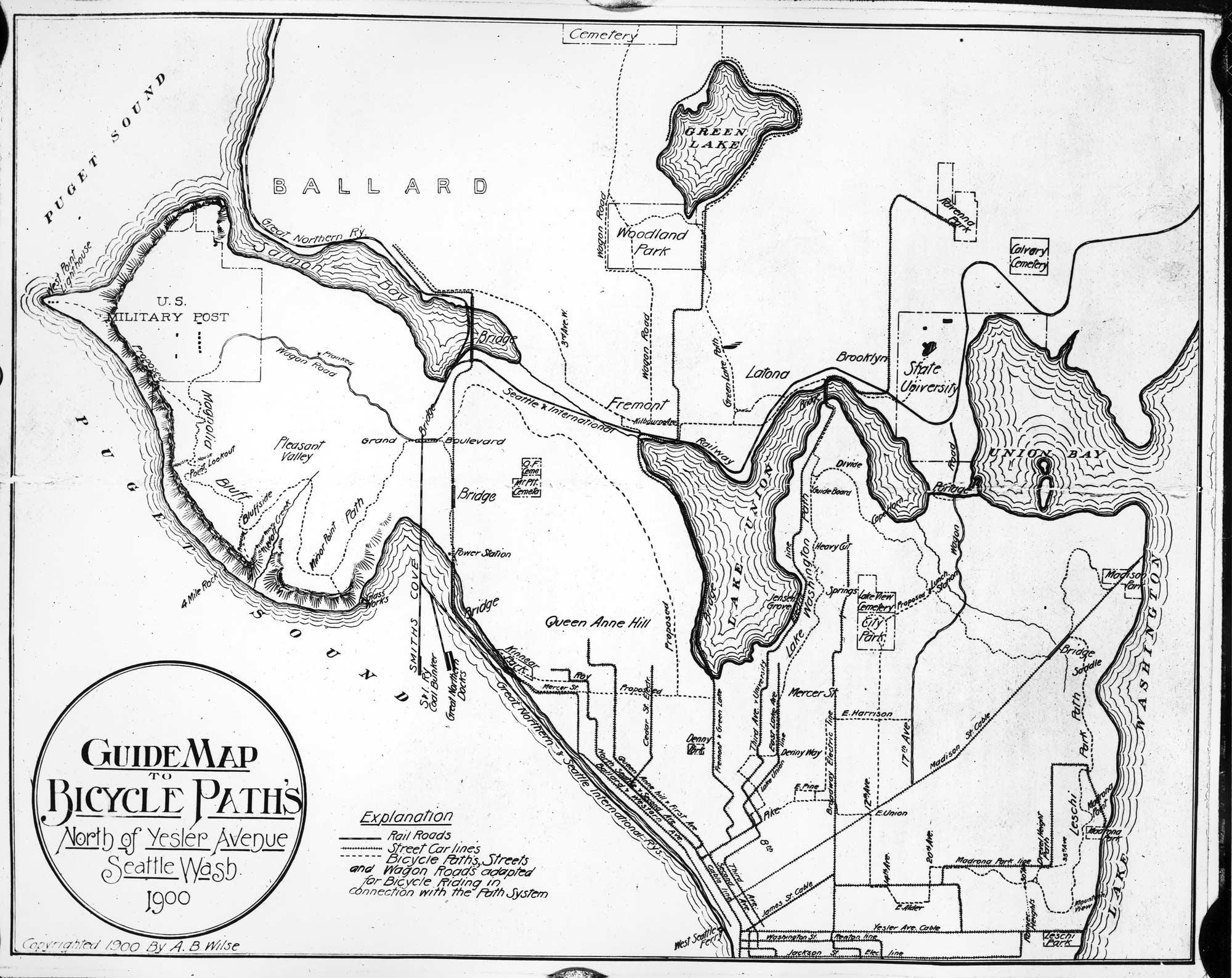 Seattle Now  Then Fort Lawton Barracks  DorpatSherrardLomont