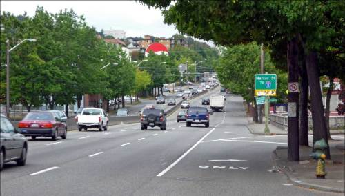 Seattle Now & Then: Where's The Beef?