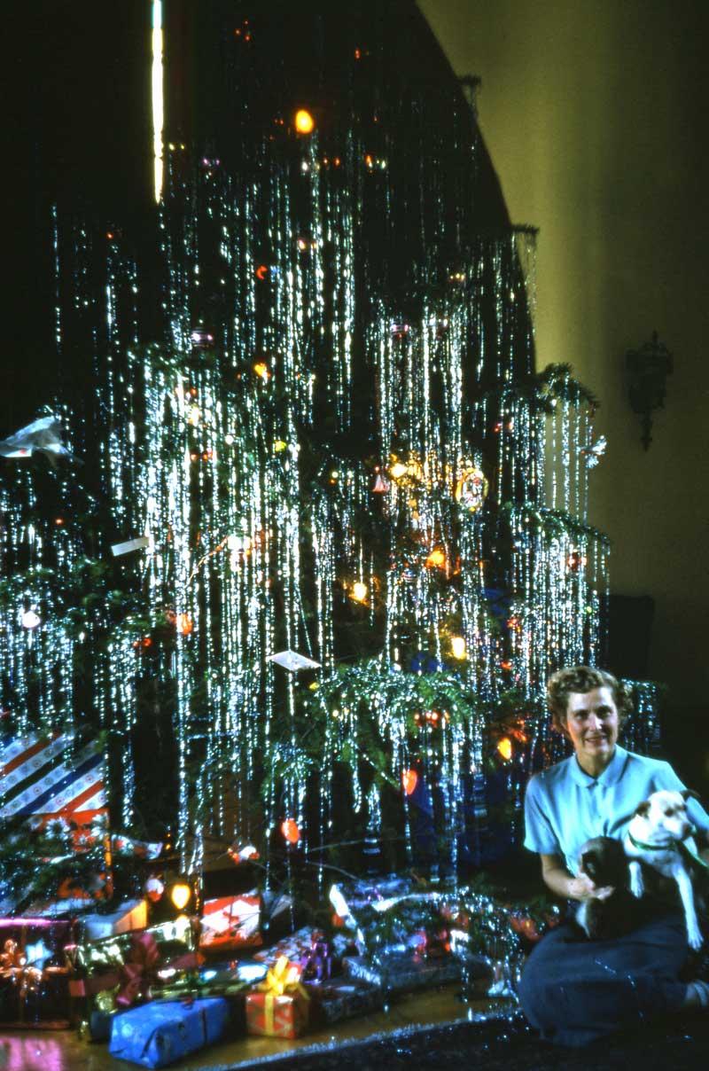 Quarter Christmas Tree