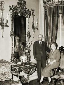 Charles and Lena Kinnear