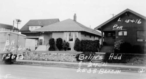 2538 Beacon Ave. S. Jan 12, 1960