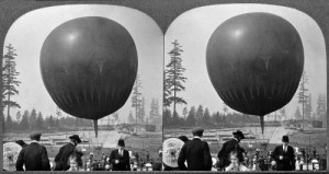 The Expo's popular Captive Balloon in stereo.