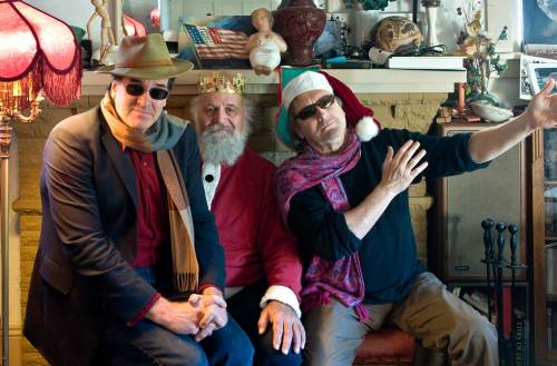 Jean, Paul, and Frank Corrado