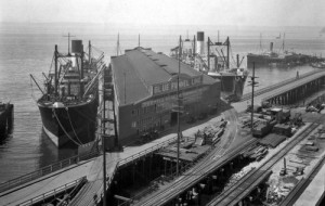 Pier 14 (later renumbered 70)