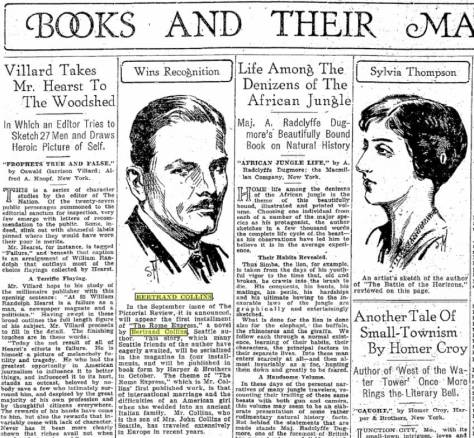 SEATTLE TIMES, July 28, 1929