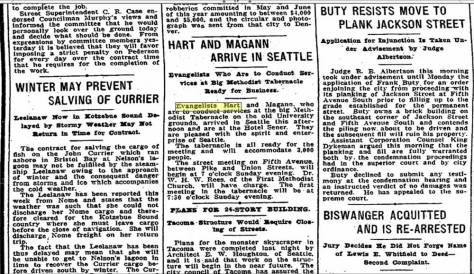 Another Seattle Times report.  This one from Sept. 20, 1907.