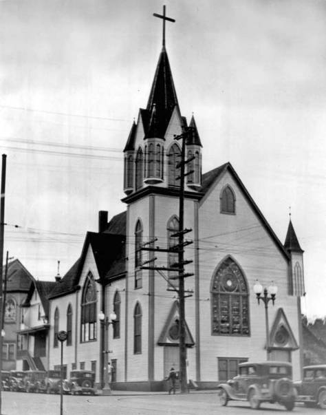 Gethsemane Lutheran on June 4, 1933.