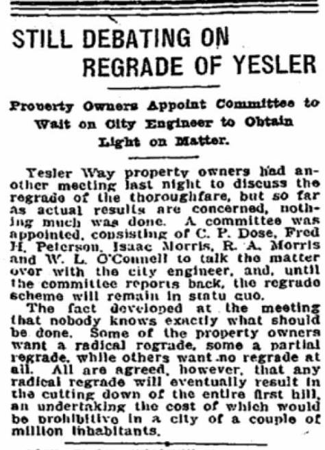 A Times clip from Feb. 14, 1907.