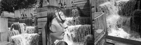 When the pumps were still flowing and the fountains still plunged, while worrying parents and city attorneys. (Photos by Frank Shaw)