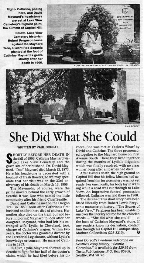 First appeared in Pacific, May 4, 1993.