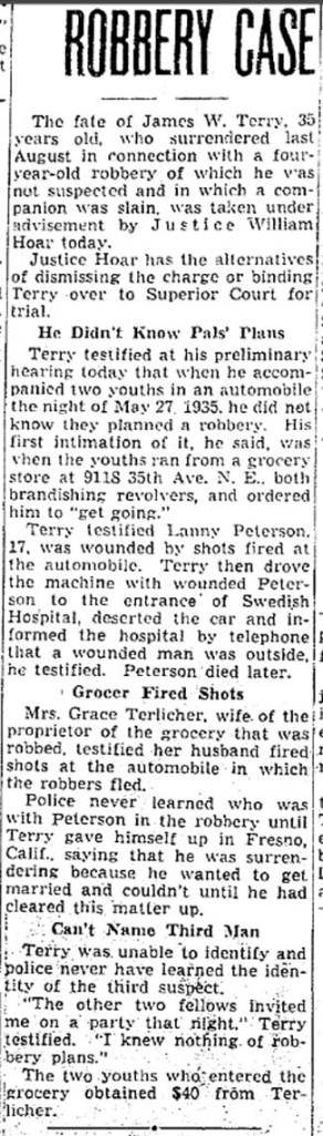 TIMES Clip from Oct. 5, 1939.