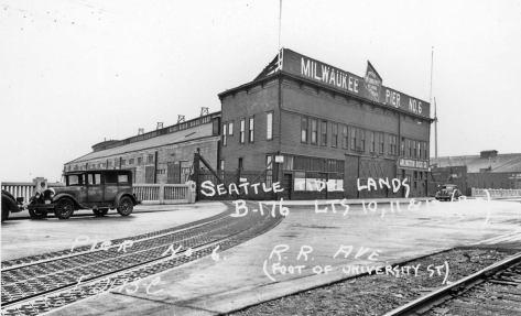 Pier 6 (since 1944 Pier 57) in a 1938 tax photo.