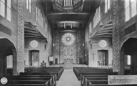St. Joseph's interior