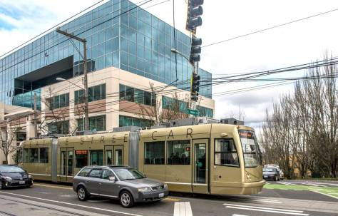 "NOW: We have a right and opportunity to enjoy the irony of Jean Sherrard's ""now"" repeat. With this ""Seattle Street Car,"" the trolleys, at least, have returned to the summit of First Hill. For no particular reason beyond ascension, I hope soon to take a ride on this ""elevator service."""
