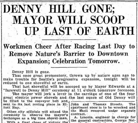 A clip from The Times for December 9, 1930.