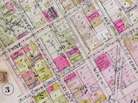 RETURN to a detail of the neighborhood pulled from the 1912 Baist Real Estate map